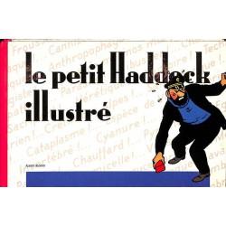 ABAO Bandes dessinées Le petit Haddock illustré