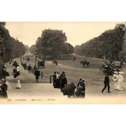 Royaume-Uni London - Hyde Park. The row.