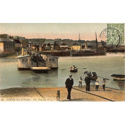 ABAO Royaume-Uni Cowes - The Floating Bridge.