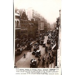 ABAO Royaume-Uni London - Savoy Hotel & Hotel Cecil Strand.