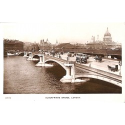 ABAO Royaume-Uni London - Blackfriars Bridge.