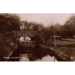 ABAO Royaume-Uni Bridge - Dulwich Park.