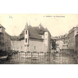 ABAO 74 - Haute Savoie [74] Annecy - Les Vieilles Prisons.