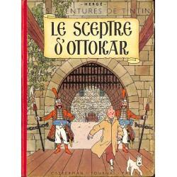 Bandes dessinées Tintin 08 B8
