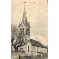 ABAO 38 - Isère [38] Anthon - Vue de l'Eglise.