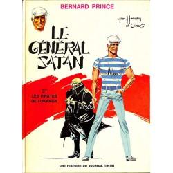 Bandes dessinées Bernard Prince 01a