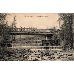 ABAO 38 - Isère [38] Bourgoin - Le Pont de Ruy.
