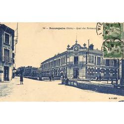 ABAO 38 - Isère [38] Beaurepaire - Quai des Terreaux.