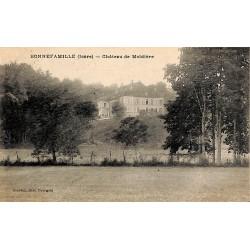 ABAO 38 - Isère [38] Bonnefamille - Château de Moldière.