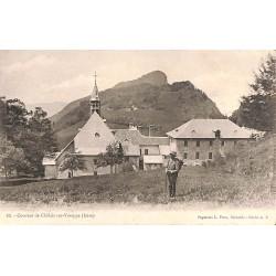 ABAO 38 - Isère [38] Châlais-sur-Voreppe - Couvent de Châlais-sur-Voreppe.