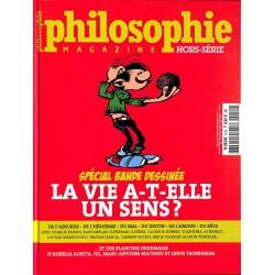 Bandes dessinées [Philosophie] Philosophie magazine. Spécial Bande Dessinée.
