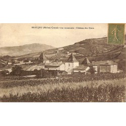 ABAO 69 - Rhône [69] Beaujeu - Grands vins renommés. Château des Crots.