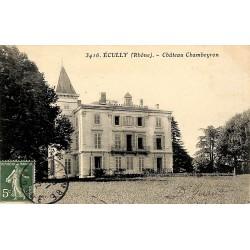 ABAO 69 - Rhône [69] Ecully - Château Chambeyron.