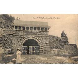 73 - Savoie [73] Modane - Tunnel du Mont-Cenis.