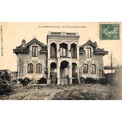 ABAO 42 - Loire [42] Cuzieu - La Villa Amarylis.
