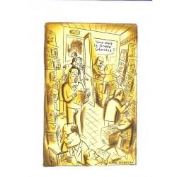 ABAO Bandes dessinées La Grippe coloniale 01