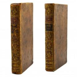 Philosophie Platon - La République ou Dialogue sur la Justice. Traduction de Jean-Nicolas Grou. 2 tomes.