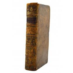 1700-1799 Roux (Augustin) - Nouvelle Encyclopédie portative ou tableau général des connaissances Humaines. 1766. Tome second.