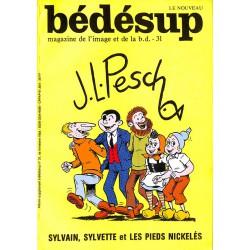 Bandes dessinées Bédésup 31 (J.L. Pesch)