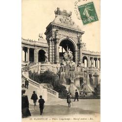 ABAO 13 - Bouches-du-Rhône [13] Marseille - Palais Longchamps. Massif central.