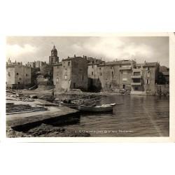 ABAO 83 - Var [83] Saint-Tropez - Quai des Pêcheurs.