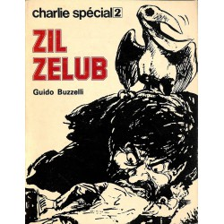 ABAO Bandes dessinées Zil Zelub - Charlie spécial 2