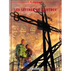 ABAO Bandes dessinées Les Lettres de Krivtsov