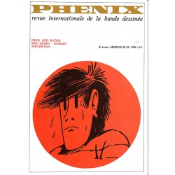 Bandes dessinées Phenix 22