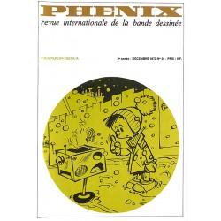 Bandes dessinées Phenix 24