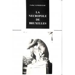 1900- [Bruxelles] Vandervelde (Cécilia) - La Necropole de Bruxelles.