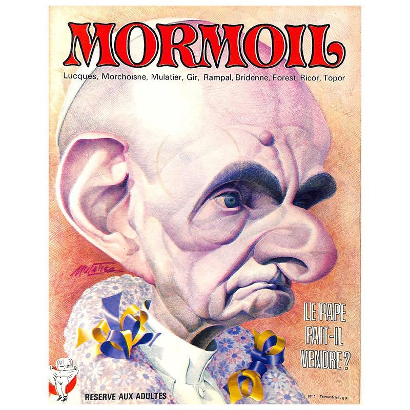 ABAO Bandes dessinées Mormoil 01