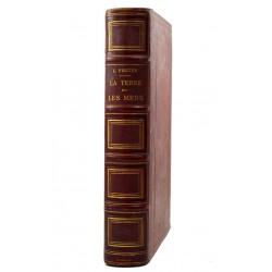 1800-1899 Figuier (Louis) - La Terre et les Mers.