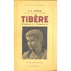 1900- Tarver (J.C.) - Tibère.