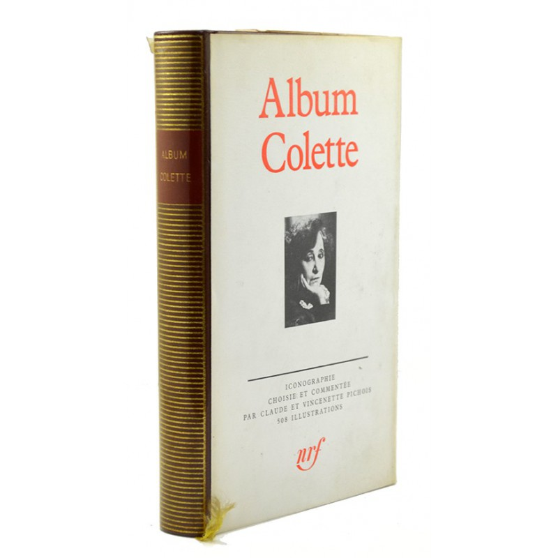 ABAO La Pléiade Album Colette