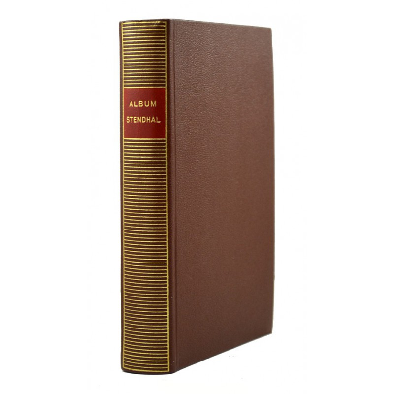La Pléiade Album Stendhal