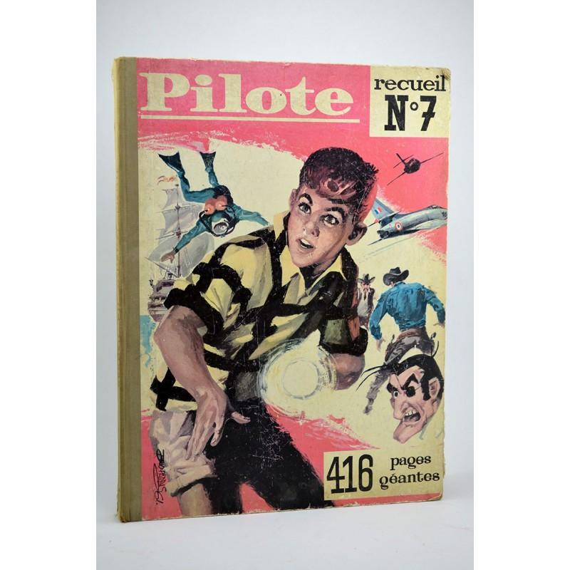 Bandes dessinées Pilote recueil 07