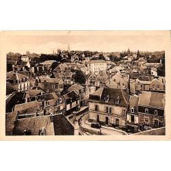 03 - Allier [03] Bourbon-L'Archambault - Vue générale.