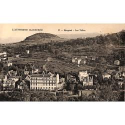 63 - Puy-de-Dôme [63] Royat - Les Villas.