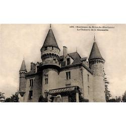 43 - Haute Loire [43] Brioude (Environs de) - Le Château de la Chomette.