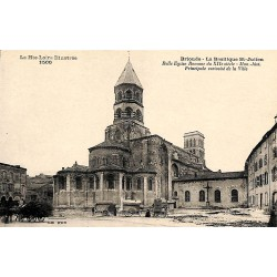 43 - Haute Loire [43] Brioude - La Basilique St-Julien.