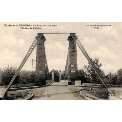 43 - Haute Loire [43] Brioude (Environs de) - Le Pont de Lamothe.