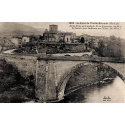 43 - Haute Loire [43] Brioude - Le Pont de Vieille.