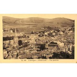 ABAO 15 - Cantal [15] Aurillac - Vue générale.