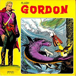 ABAO Bandes dessinées Flash Gordon (Remparts) 01