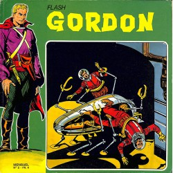 ABAO Bandes dessinées Flash Gordon (Remparts) 02