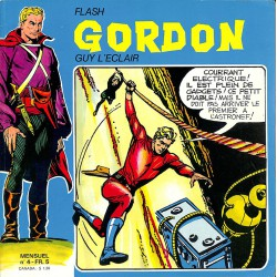 ABAO Bandes dessinées Flash Gordon (Remparts) 04