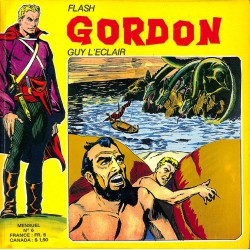 ABAO Bandes dessinées Flash Gordon (Remparts) 06