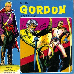 ABAO Bandes dessinées Flash Gordon (Remparts) 07