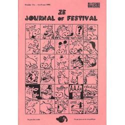 Bandes dessinées Ze Journal of festival 01