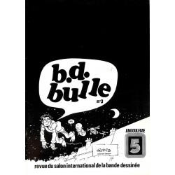 ABAO Bandes dessinées B.D. Bulle 03